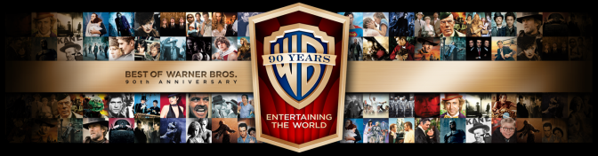 Warner Bros. goes big for their 90th Anniversary