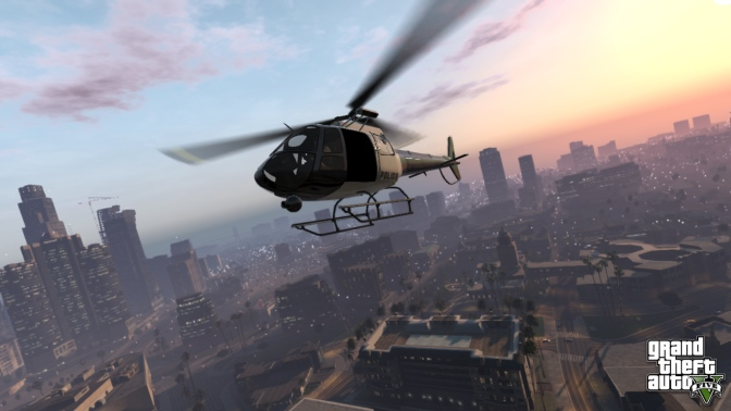 Grand Theft Auto V delayed till September