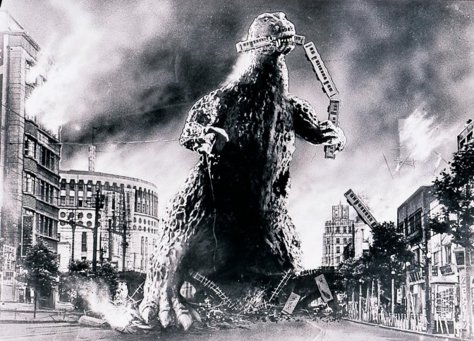 Godzilla Production Gets the Green Light