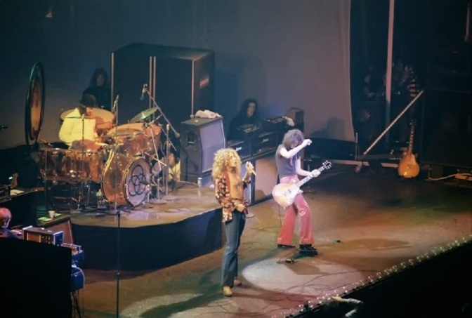 The Mystery of the Sabotaged Led Zeppelin Concert