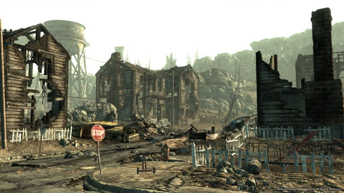 Fallout and My Trip to the Wasteland