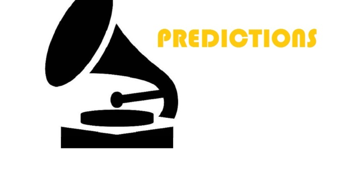 The Grammy Awards: My Predictions
