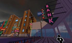jazzpunk town