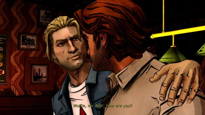 Review: The Wolf Among Us – Smoke & Mirrors