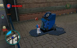 lego marvel city
