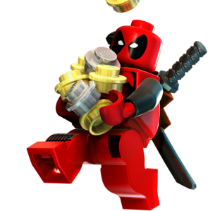 lego marvel deadpool