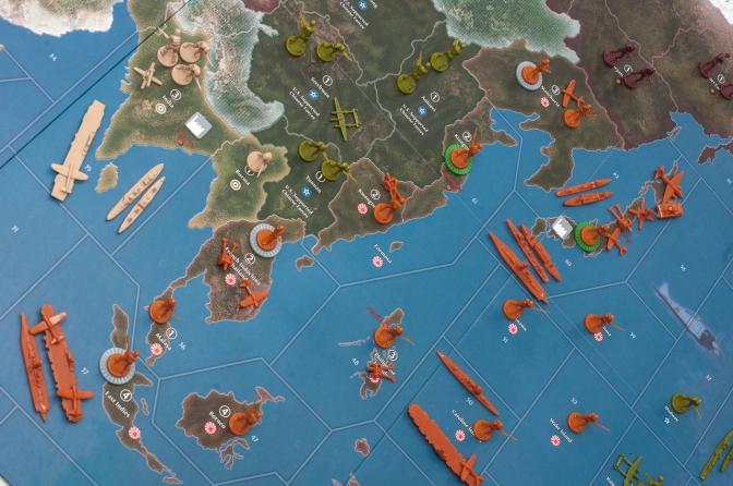 Ideas for a New Modern-War Game