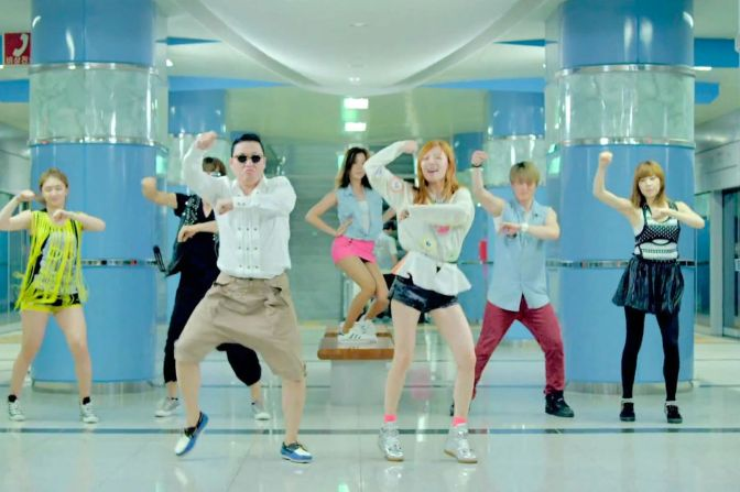 PSY's 'Gangnam Style' Reaches 2 Billion Views