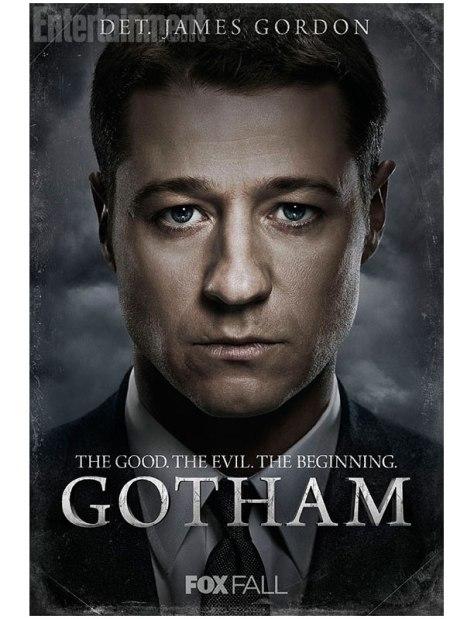 Gotham Key Art Gordon