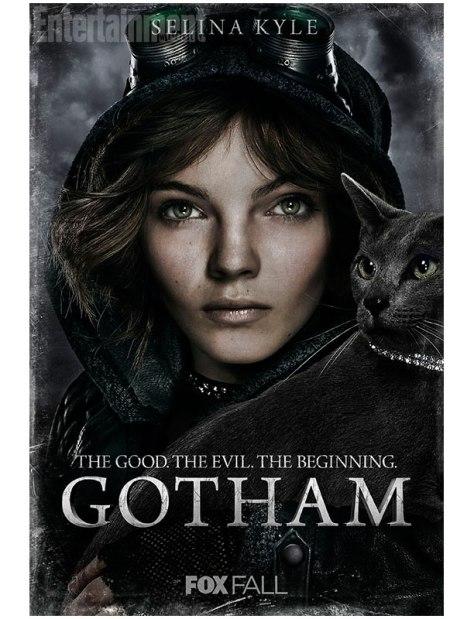 Gotham Key Art Kyle