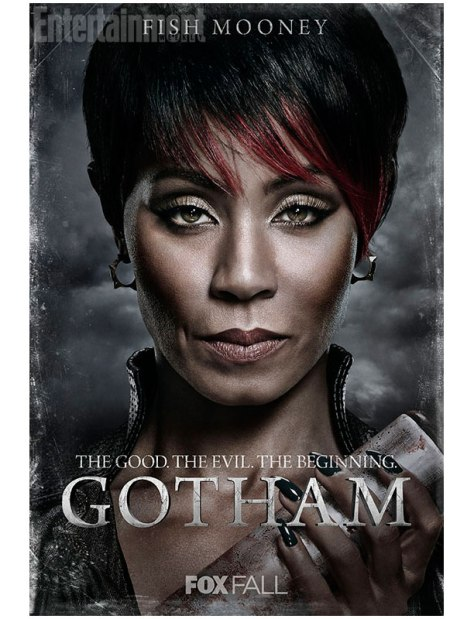 Gotham Key Art Mooney