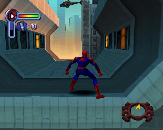 Replaying Spider-Man
