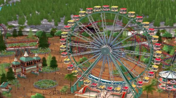 roller coaster tycoon enjoyment from the Adventure a game where you build a theme park where the limit is your imagination snadbox includes freedom to do whatever campaign build a park but your money limits and goals are my preference is to play on sandbox mode as it provides unlimited enjoyment, and there is always something extra that the player can add.