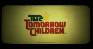 the tomorrow children logo