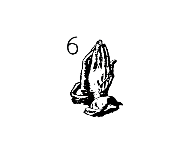 Drake's 6 God Impressions