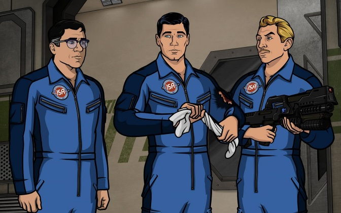 Review: Archer (Season 3)