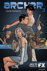 archer s3 poster
