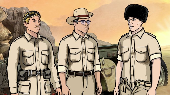 Review: Archer (Season 4)