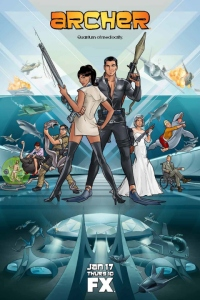 archer s4 poster