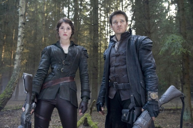 Review: Hansel & Gretel: Witch Hunters
