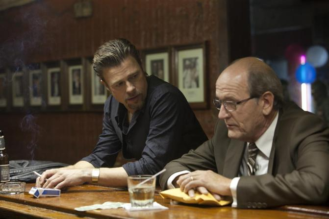 Review: Killing Them Softly