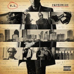 ti paperwork album cover