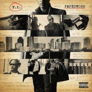 ti paperwork album cover