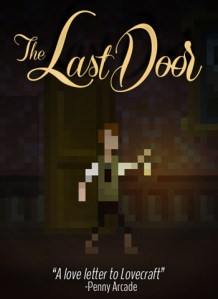 the last door cover