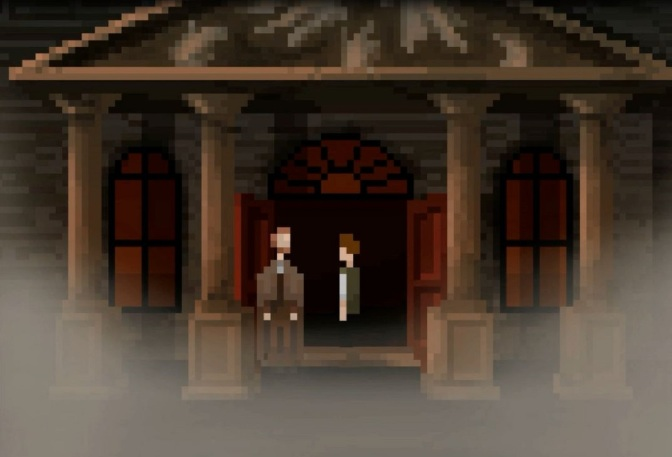 Review: The Last Door