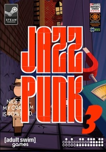 2014 game of the year jazzpunk