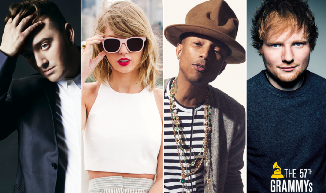 2015 Grammy Awards Predictions