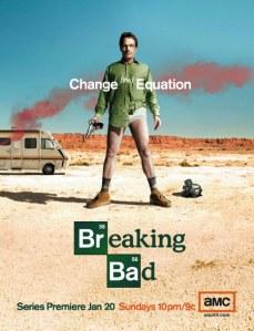 breaking bad s1 poster