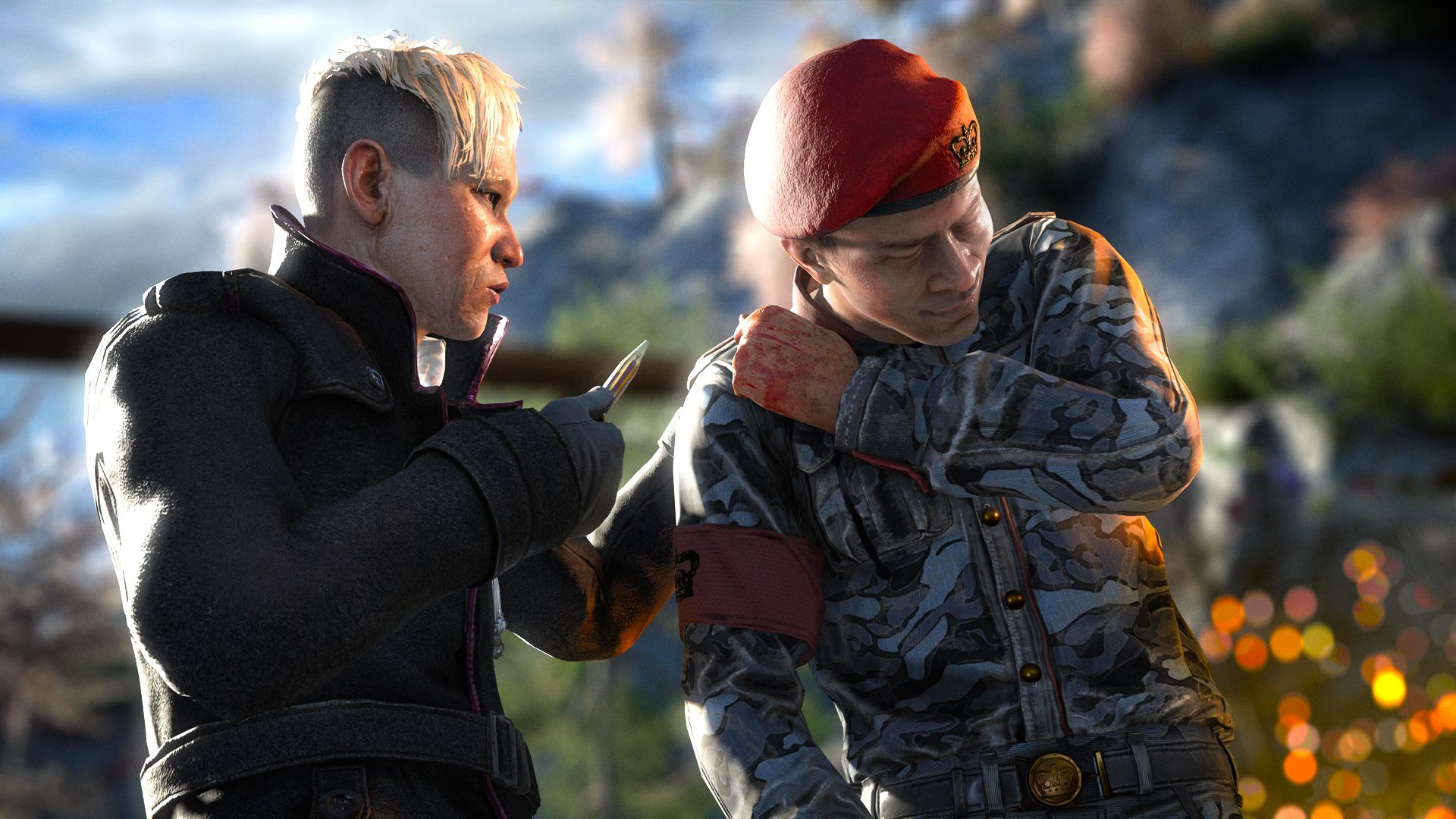 far cry 4 hook up with amita Evil-doer full name sabal alias  origin far cry 4 occupation golden path  you can help villains wiki by  both amita and sabal are allied with.
