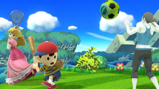 Review: Super Smash Bros for Wii U