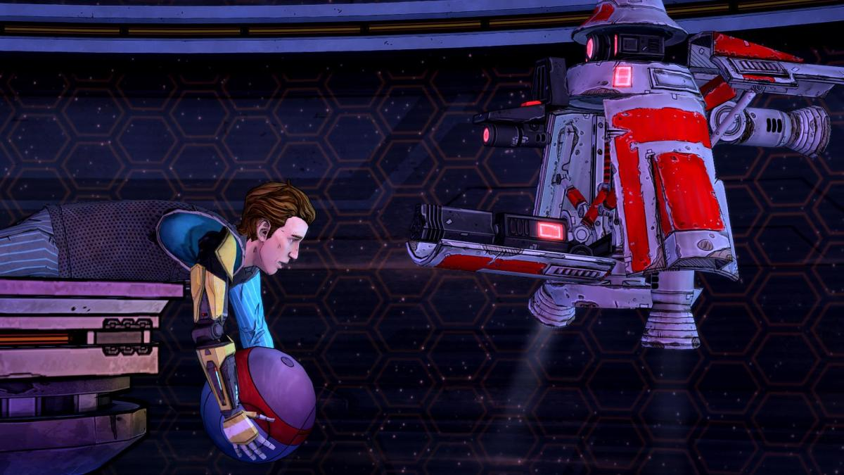 Review: Tales from the Borderlands Episode 2