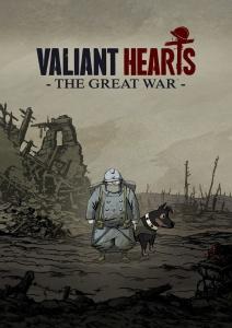 valiant hearts cover