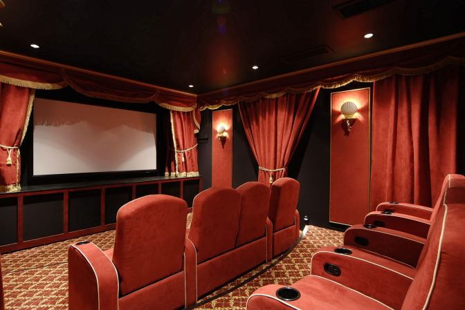 The Real (and Pricey) Home Theater Experience