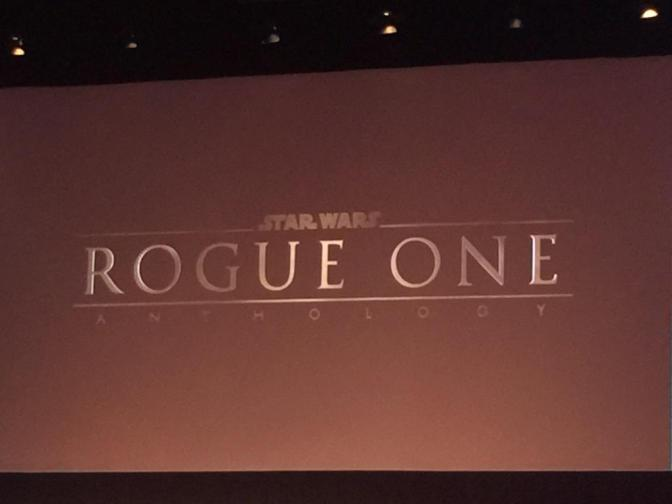 Rogue One Teaser Impressions