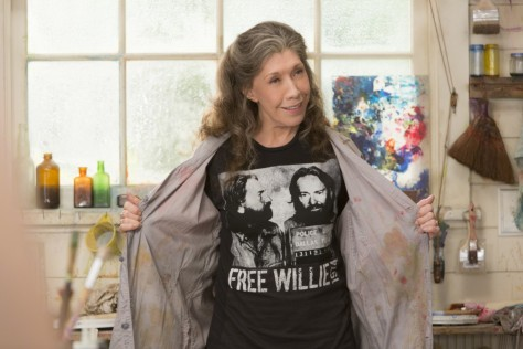 "Lily Tomlin in the Netflix Original Series ""Grace and Frankie"". Photo by Melissa Moseley for Netflix.Ê"
