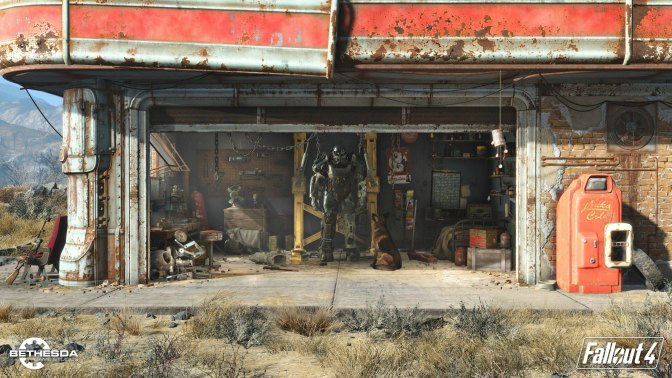 Fallout 4 Welcomes You to Post-Apocalyptic Boston