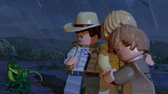 Review: Lego Jurassic World