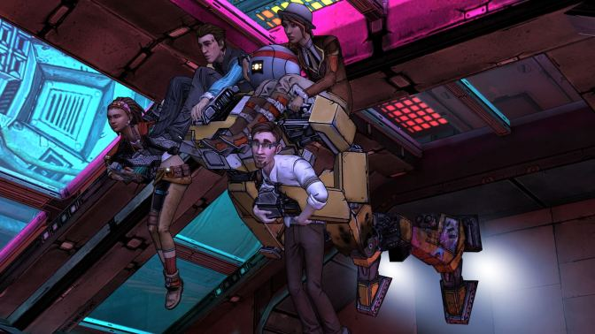 Review: Tales from the Borderlands Episode 3