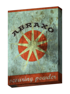 abraxo container