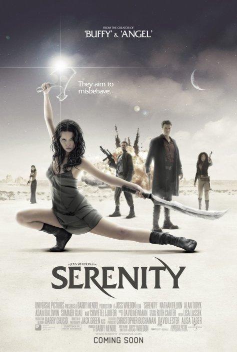 Joss Whedon's Serenity