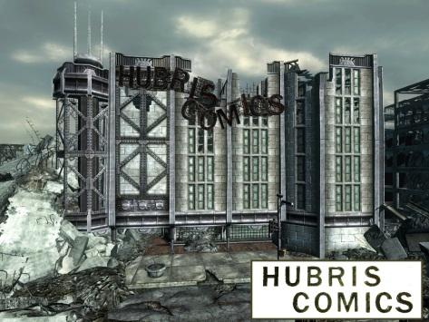 hubris comics
