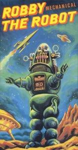 roboco robby the robot