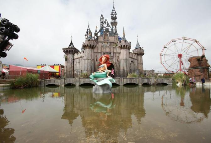 The Terrifying Nightmare that is Dismaland