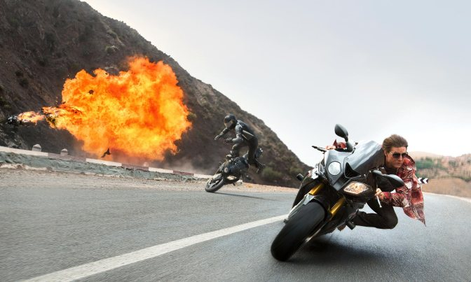 Review: Mission Impossible: Rogue Nation