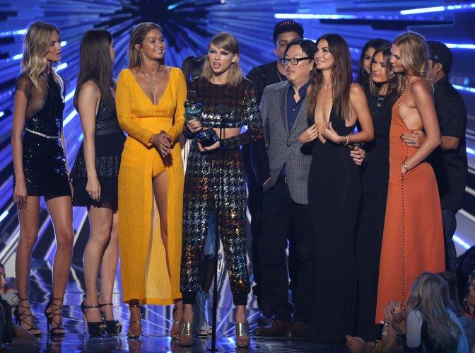 The VMAs 2015 Recap
