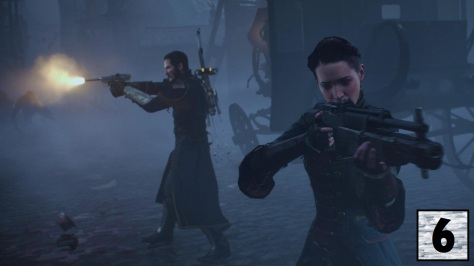 the order 1886 score